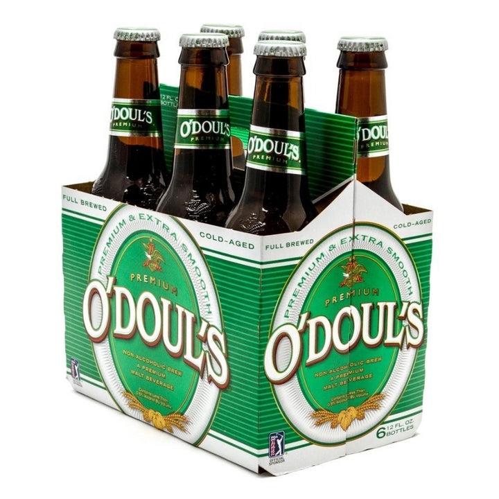 O'Doul's Non-Alcoholic 12oz Beer 6 Pack