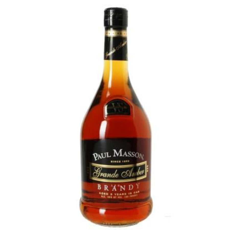 Paul Masson Grande Amber Brandy 1.75L