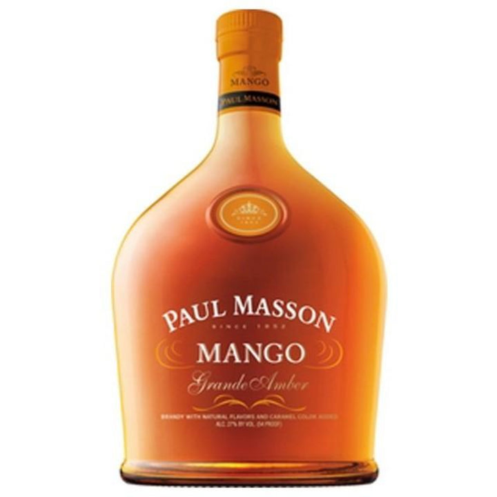 Paul Masson Grande Amber Mango Brandy 375ml