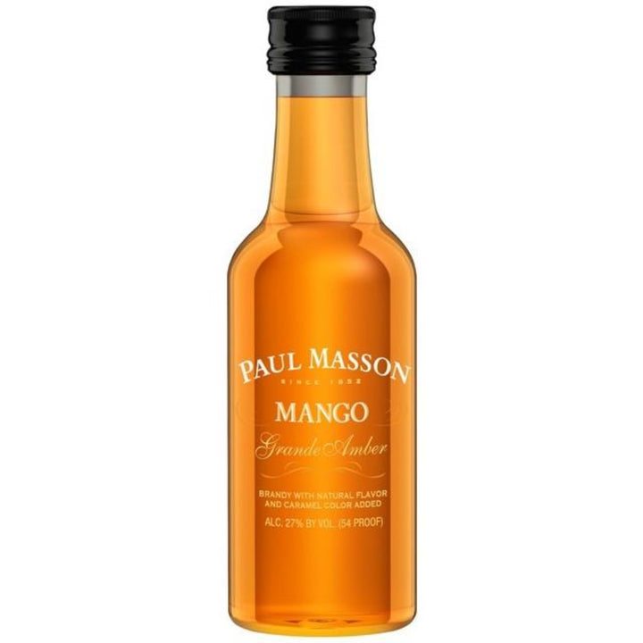 Paul Masson Grande Amber Mango Brandy 50ml