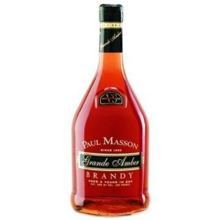 Paul Masson Grande Amber Brandy 375ml