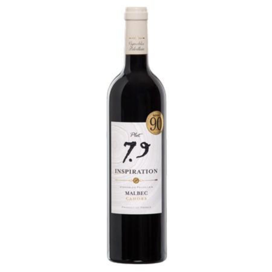 Plot 7.9 Inspiration Malbec Cahors 750ml