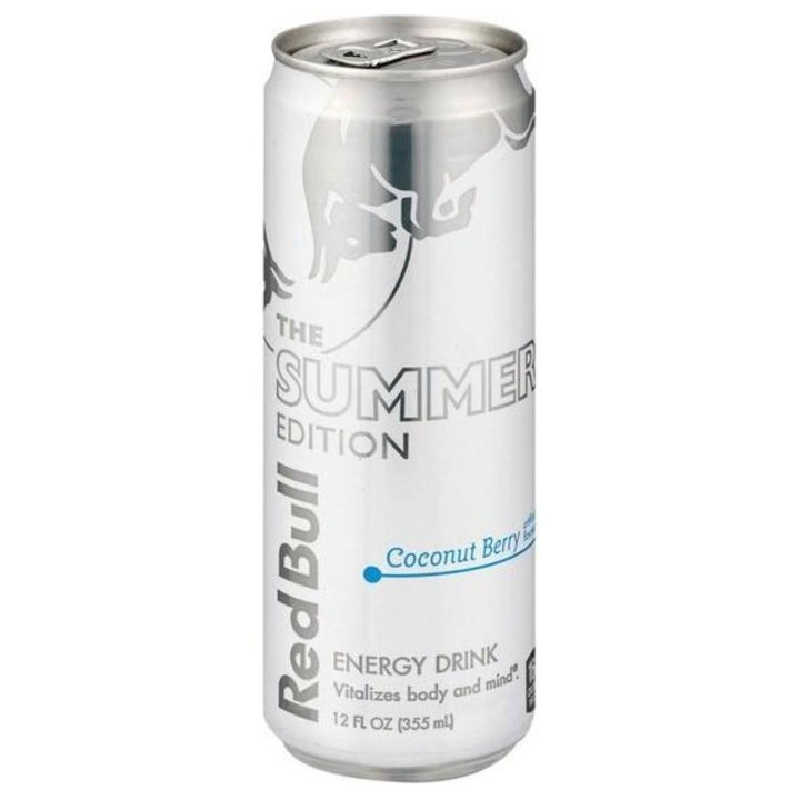 Red Bull Coconut Berry 12oz
