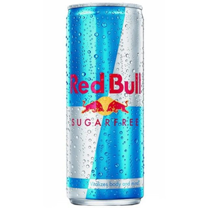 Red Bull Sugar Free Energy Drink 12oz