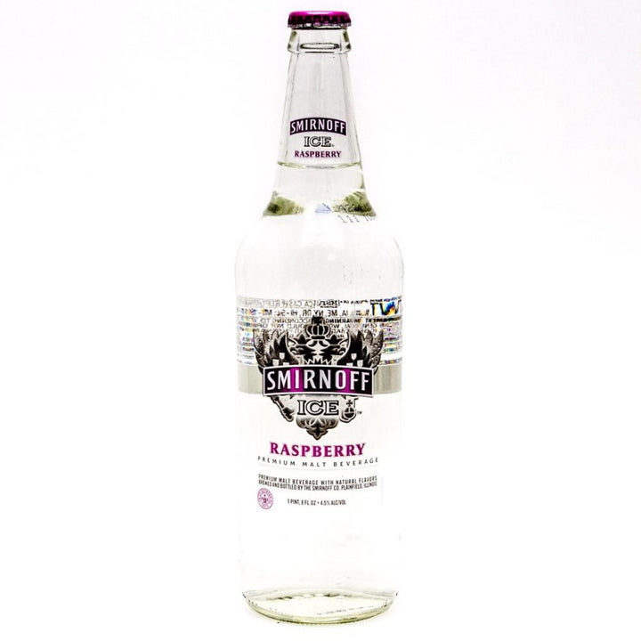 Smirnoff Ice Rasberry 24oz Bottle