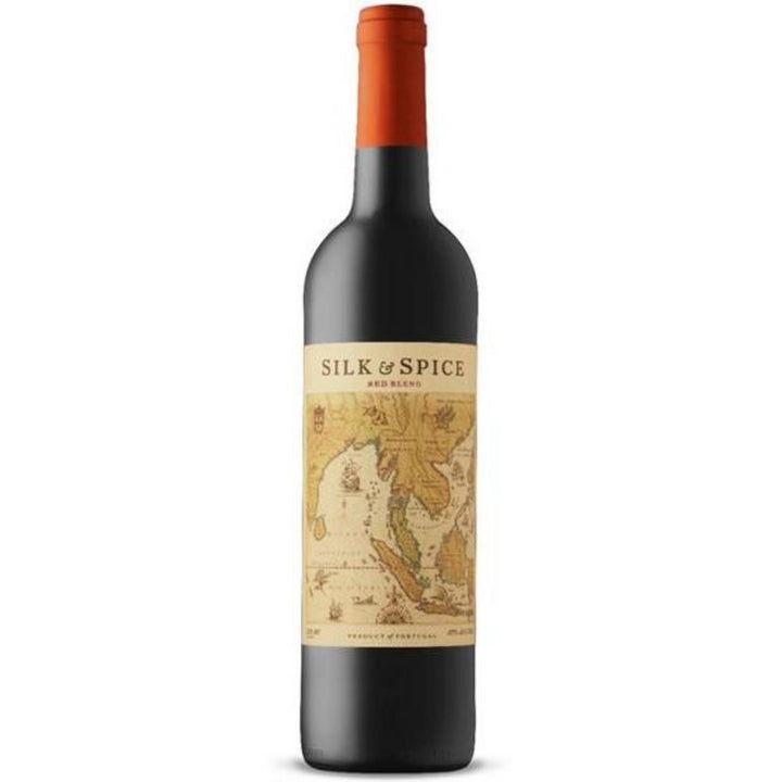 Silk & Spice Douro Red Blend 750ml