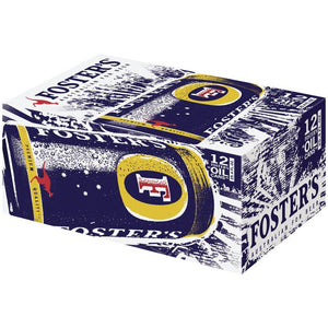 Foster's Lager 25.4oz Can 12 pack