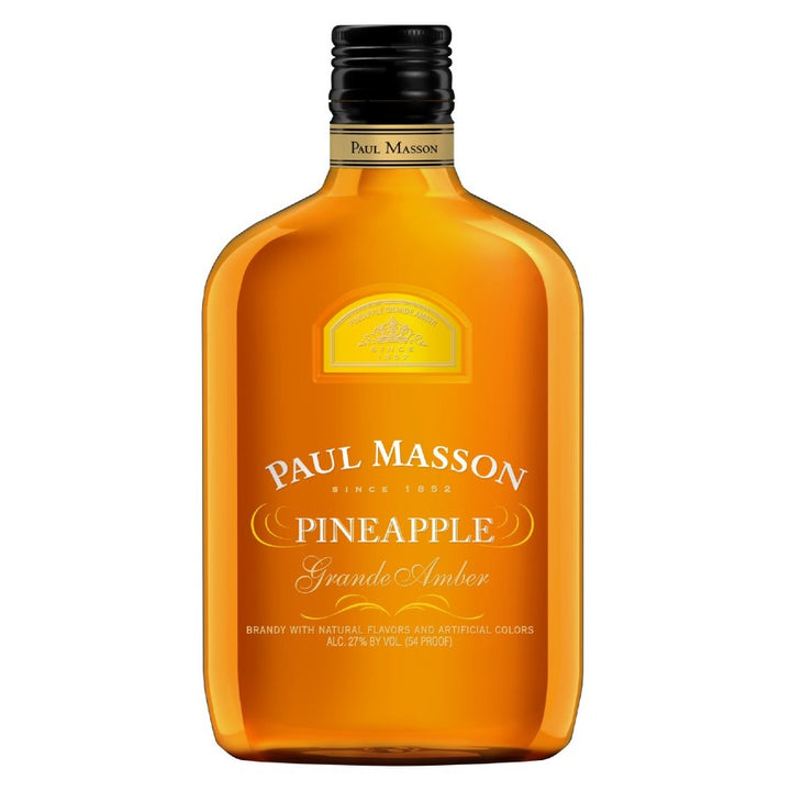 Paul Masson Grande Amber Pineapple Brandy 375ml