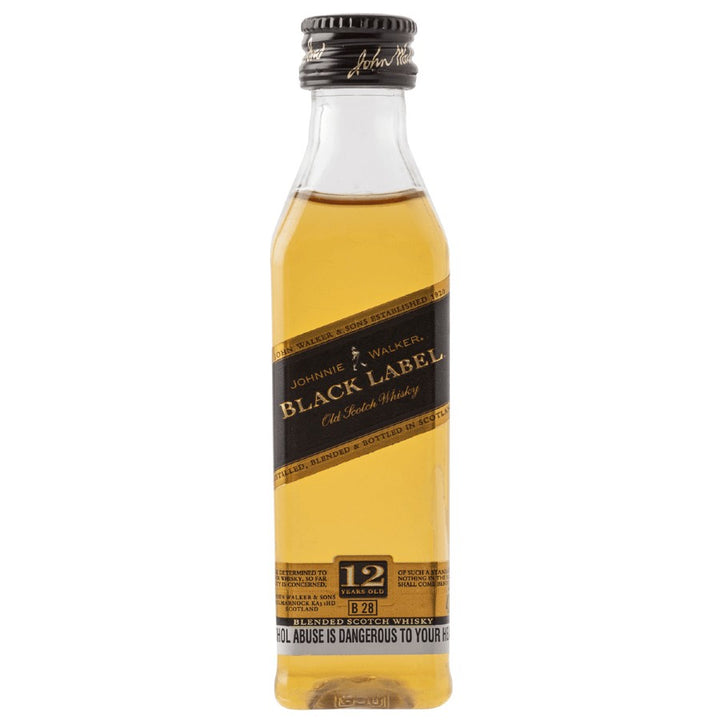 Johnnie Walker Black Label 50ml