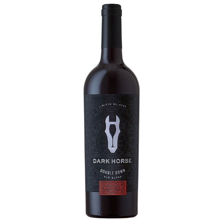 Dark Horse Red Blend Double Down 750ml