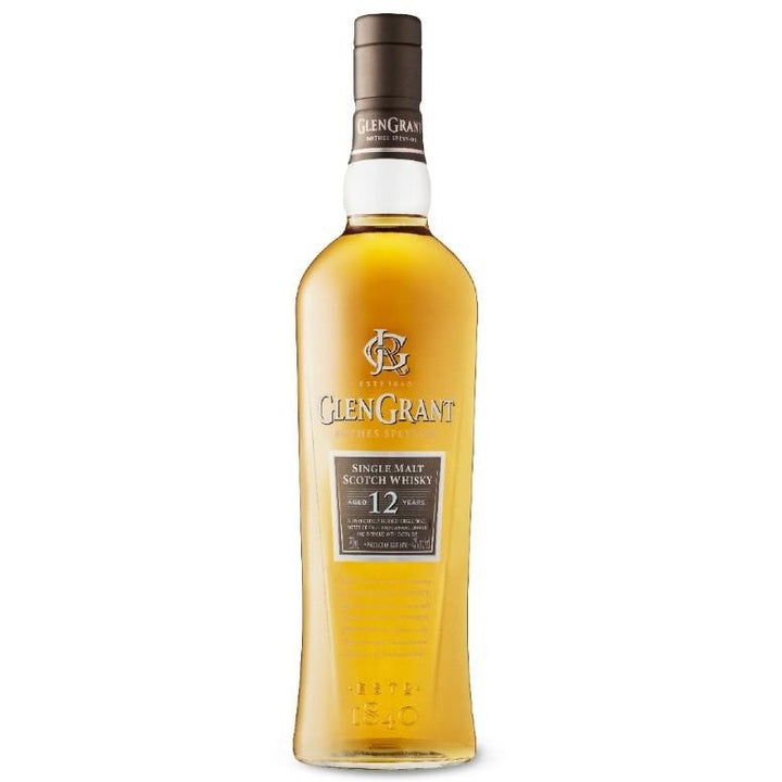 Glen Grant 12 Year Old Whisky 750ml