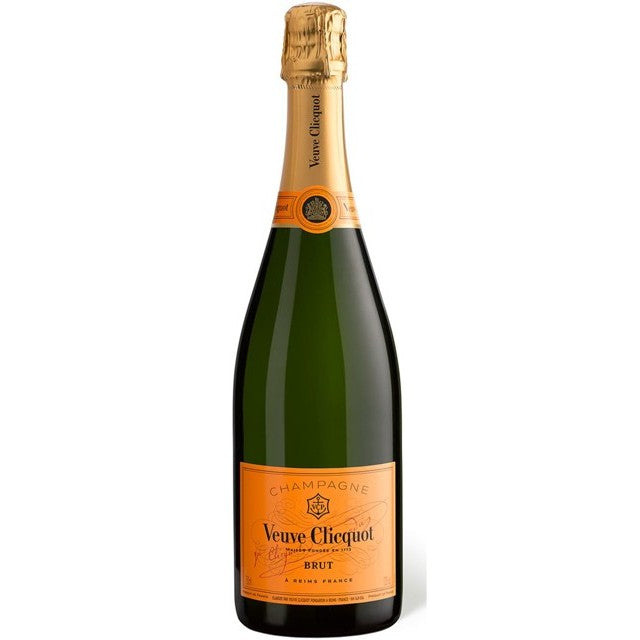 Veuve Clicquot Gouache Yellow Label Brut 750ml