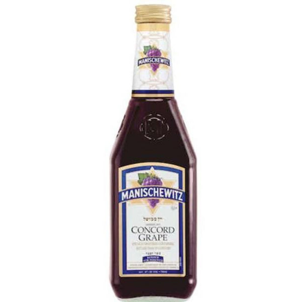 Manischewitz Concord Grape 1.5L