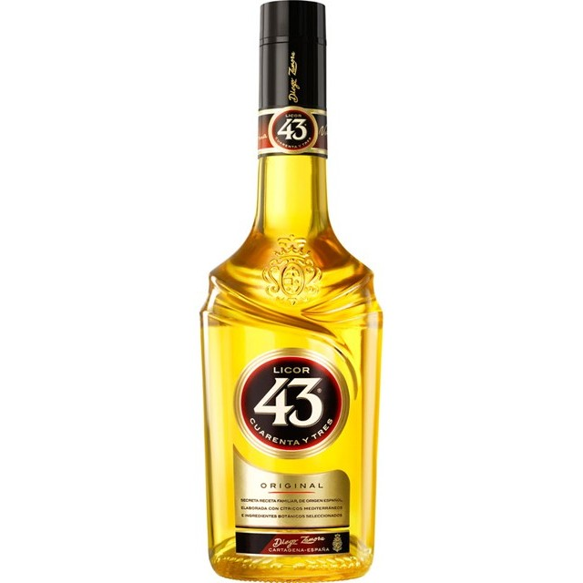 Cuarenta Y Tres Licor 43 375ml