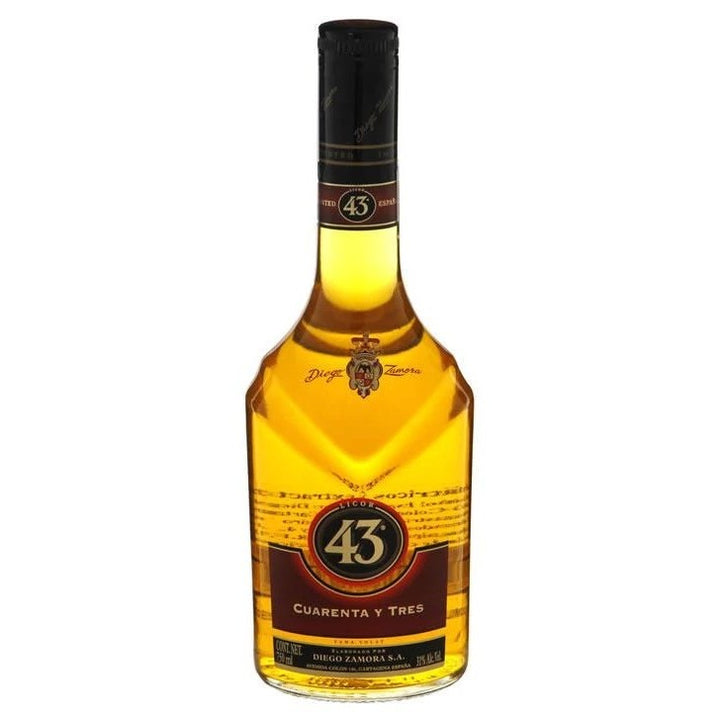 Cuarenta Y Tres Licor 43 750ml