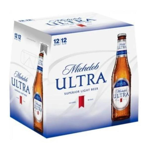 Michelob ULTRA 12oz Bottle 12 Pack