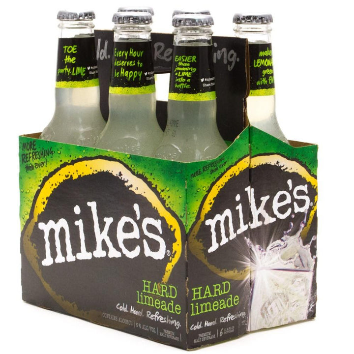 Mike's Hard Lemonade 12oz Bottle 6 Pack