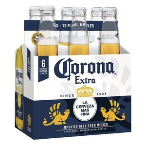 Corona Extra 12oz Bottle 6 Pack