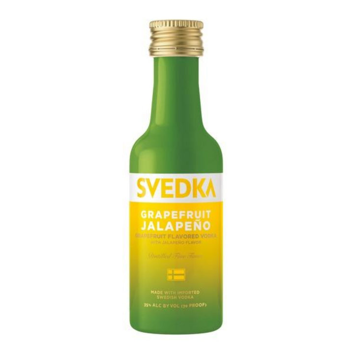 SVEDKA Grapefruit Jalapeno 50ML