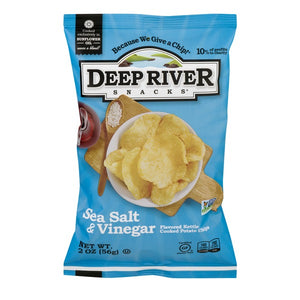 Deep River Sea Salt & Vinegar Chips