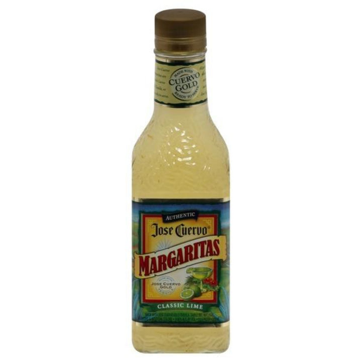 Jose Cuervo Margaritas Authentic Classic Lime 375ml