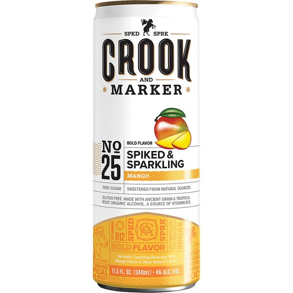 Crook & Marker Mango 11.5oz Can