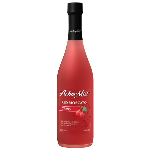 Arbor Mist Cherry Red Moscato 750ml