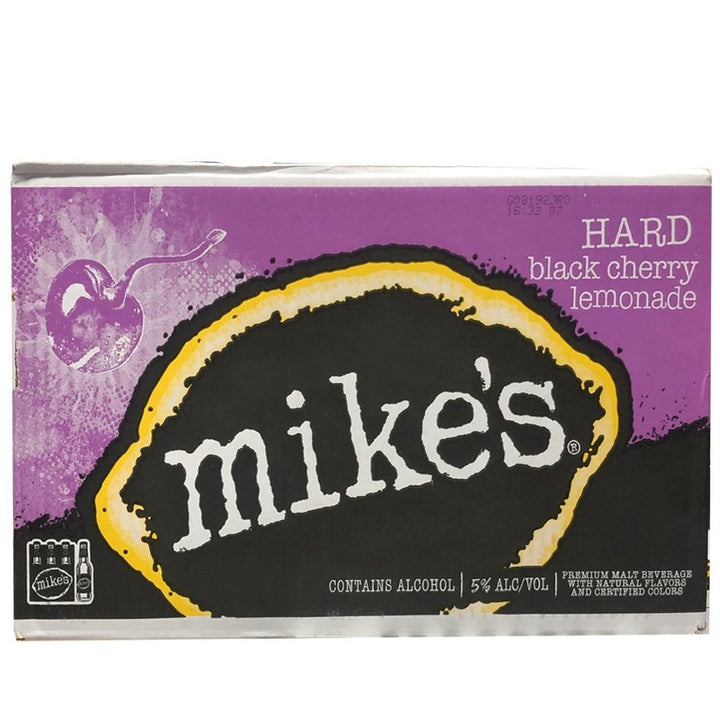 Mike's Hard Black Cherry Lemonade 24 Pack