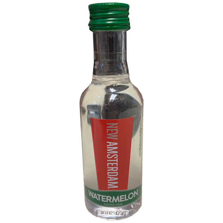 New Amsterdam Watermelon Vodka 50ml