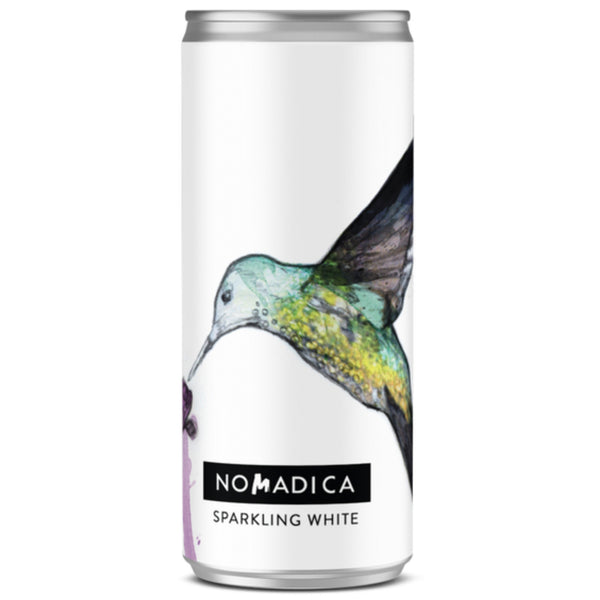 NOMADICA SPARKLING WHITE 250ML CAN