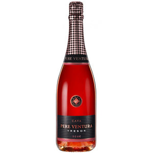 Pere Ventura Brut Rose Cava 750ml