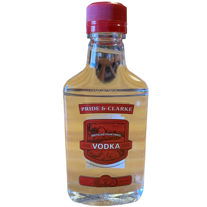Pride & Clarke Vodka 200ml