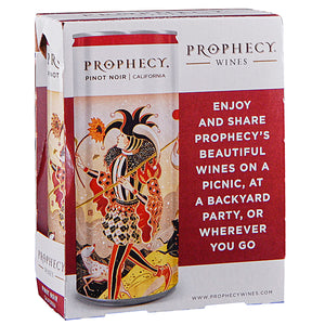 Prophecy Pinot Noir 2-250ml Cans