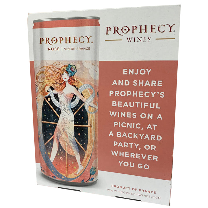 Prophecy Rose 250ml Can 2 Pack