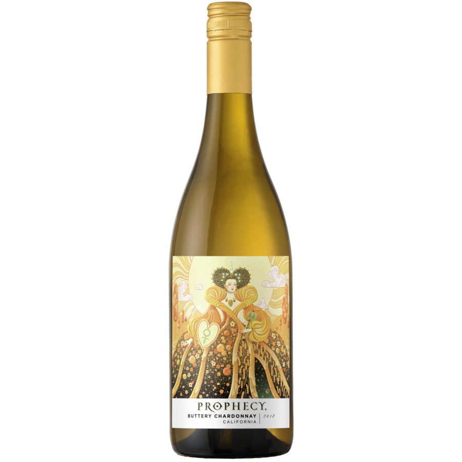 Prophecy Buttery Chardonnay 750ml