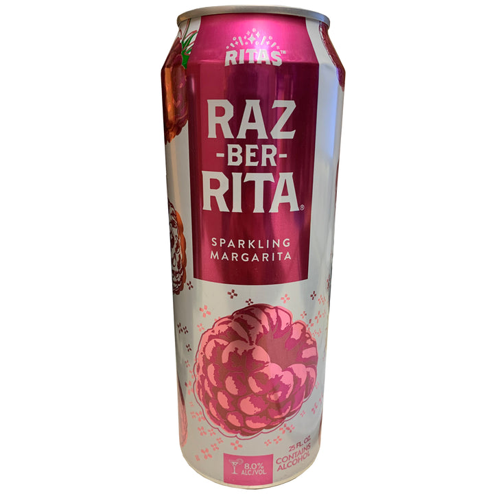 Bud Light Raz-Ber-Rita 25oz Can