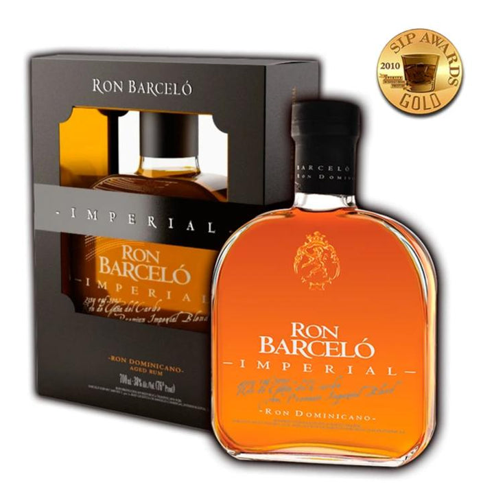 Ron Barcelo Imperial 750ml Gift Set
