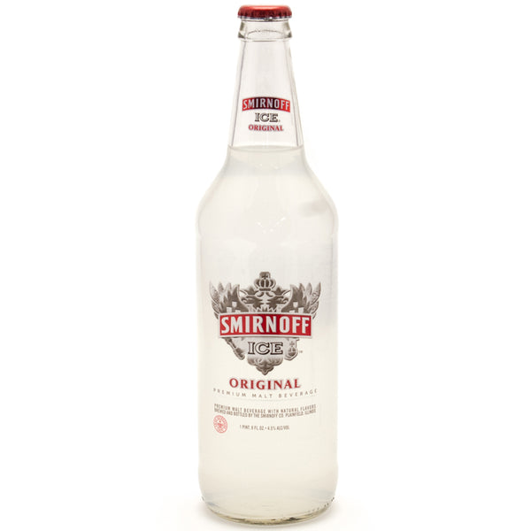 Smirnoff Ice 24oz Bottle