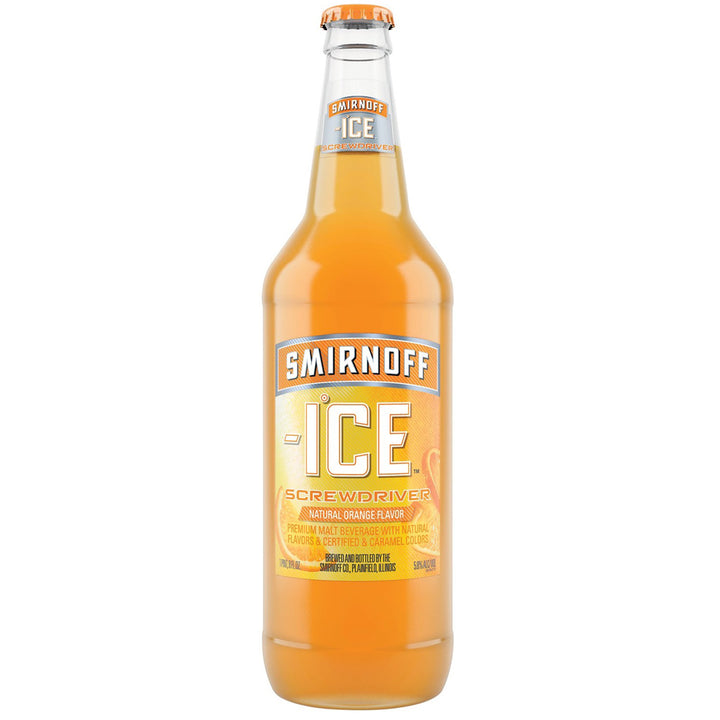 Smirnoff Ice Screwdriver 24oz Bottle