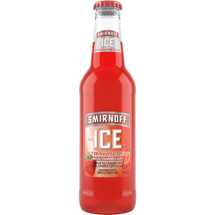 Smirnoff Ice Strawberry 11.2oz Bottle
