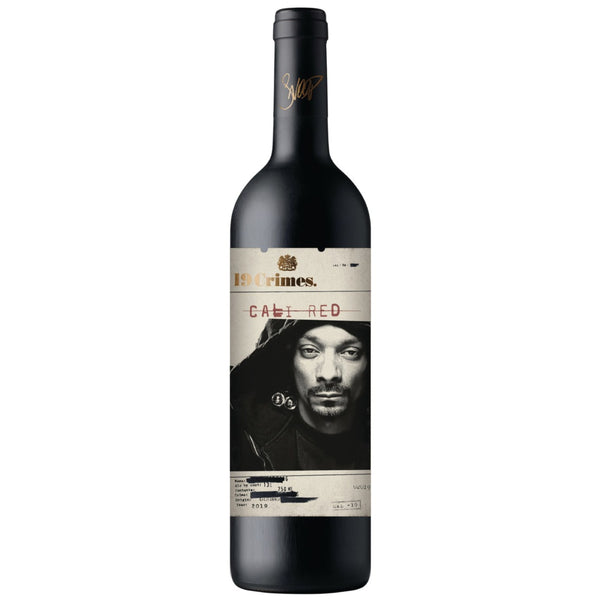 19 Crimes Cali Red Snoop Dogg 750ml