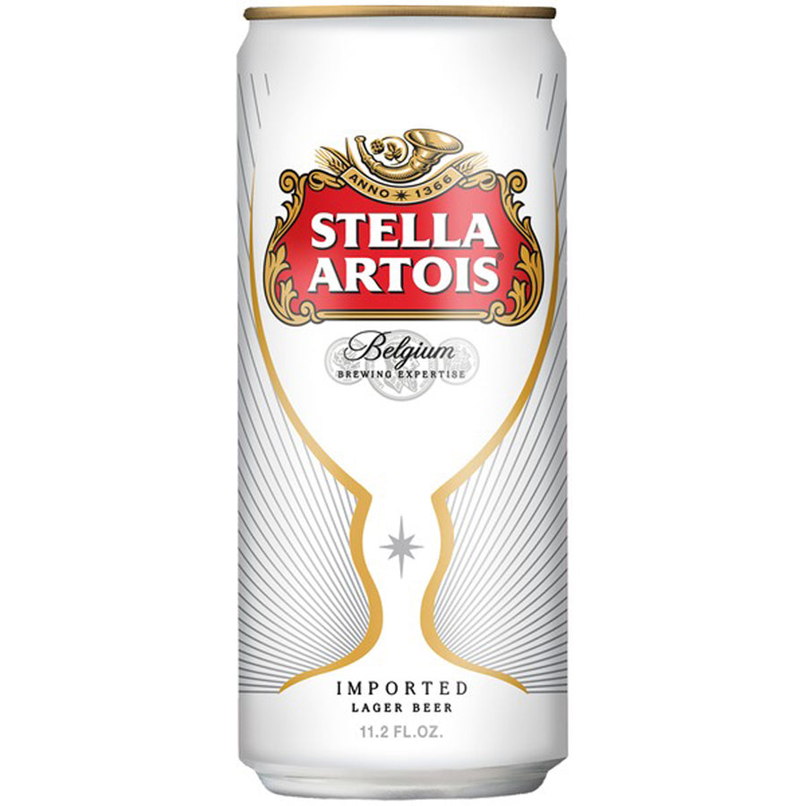 Stella Artois 11.2 oz Can