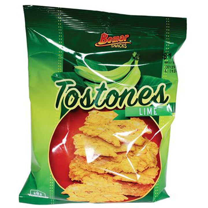 Tostones Lime 4 oz