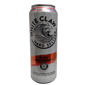 White Claw Ruby Grapefruit 19.2 oz Can