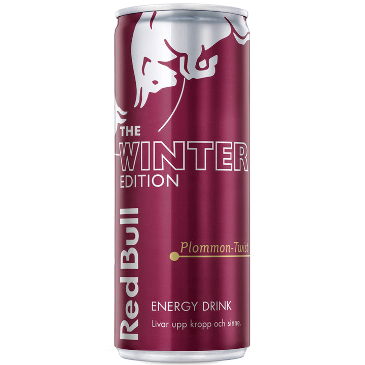 Red Bull Winter Edition 12oz Can