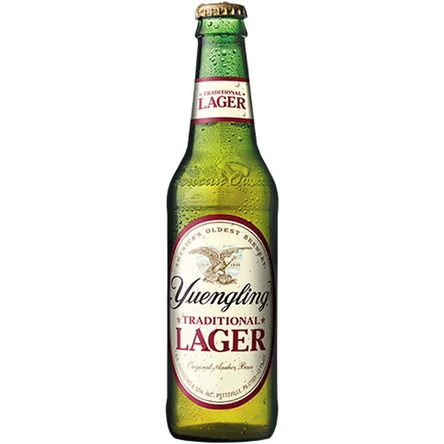 Yuengling Lager Beer 12 oz Bottle