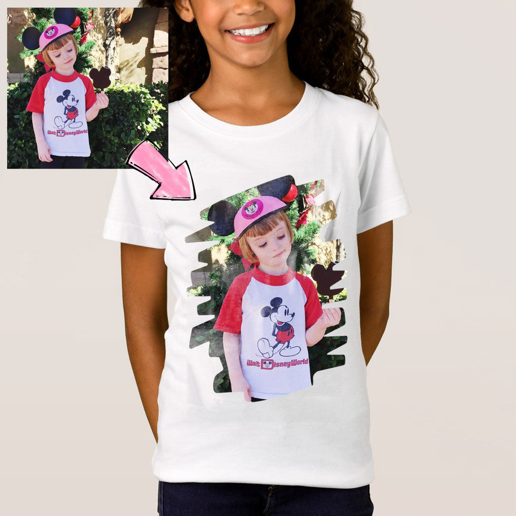 Custom Children's T-Shirt - icreatifes