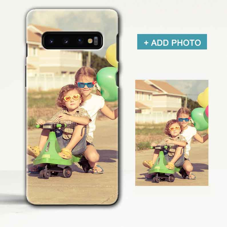 Custom Matte Samsung Case with Photo - icreatifes