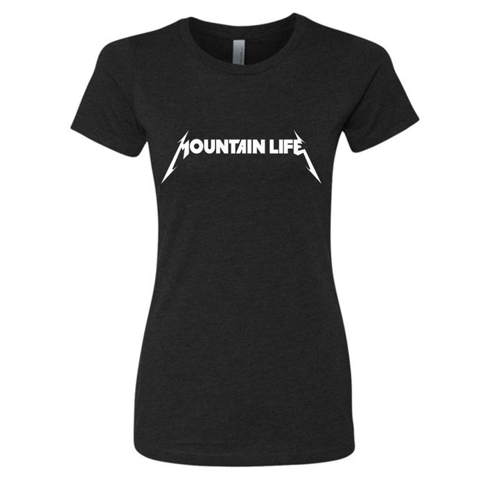 Mountallica - Women's Series Rocker tee