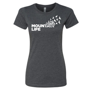 In-Flight Women's Series Tee - s / T Shirt Grey